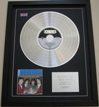 THE KINKS - YOU REALLY GOT ME CD / PLATINUM LP DISC